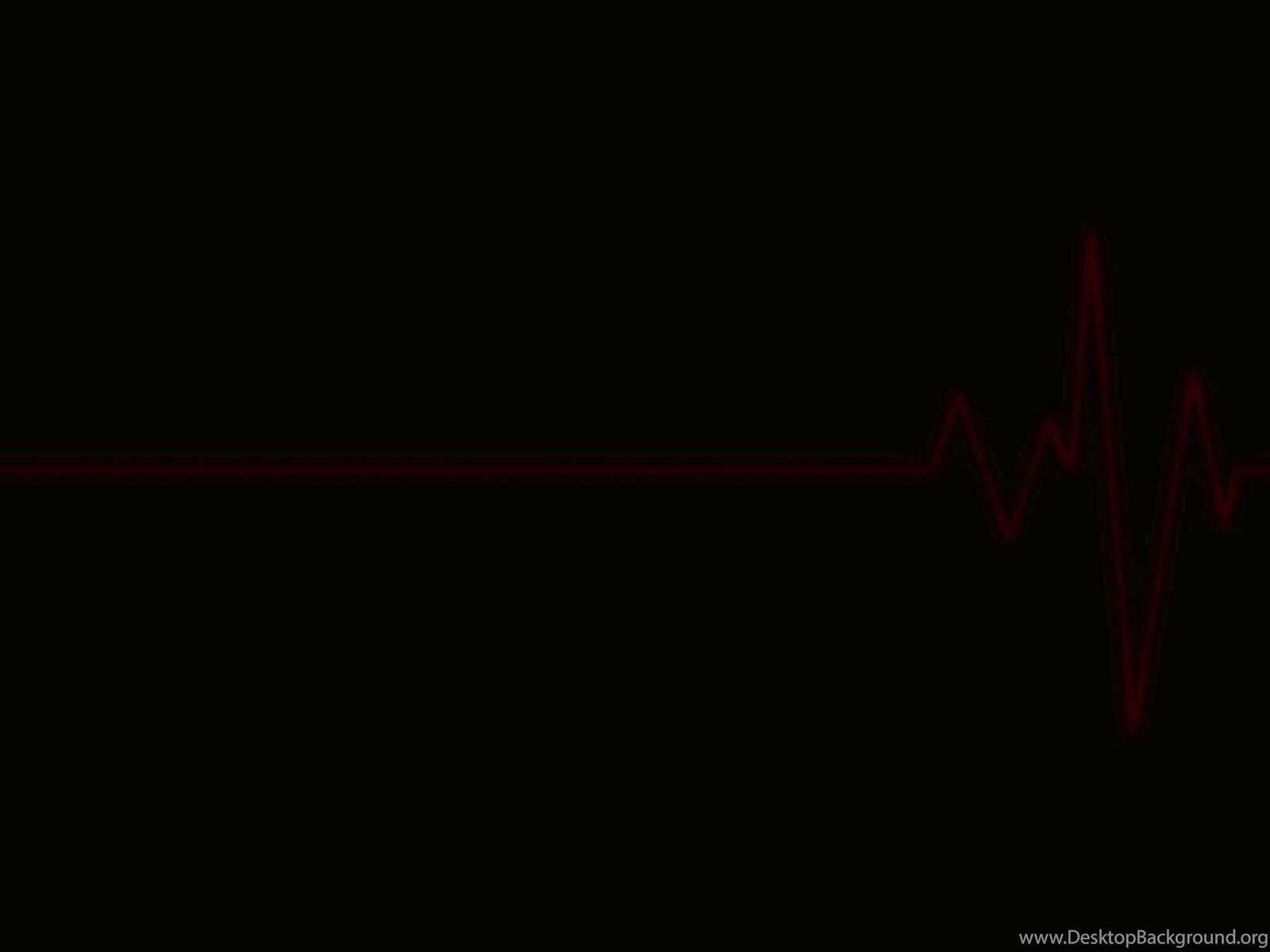 Image Hd Wallpapers Black Red Wallpaper Heart Beat Redblack Desktop Background