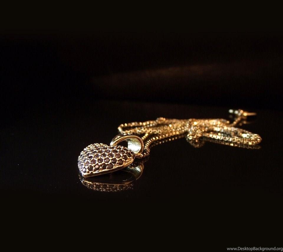 Gold Jewellery Wallpapers Desktop Background