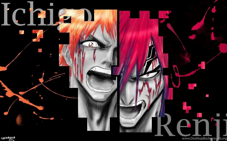 Anime Jepang Desktop Background