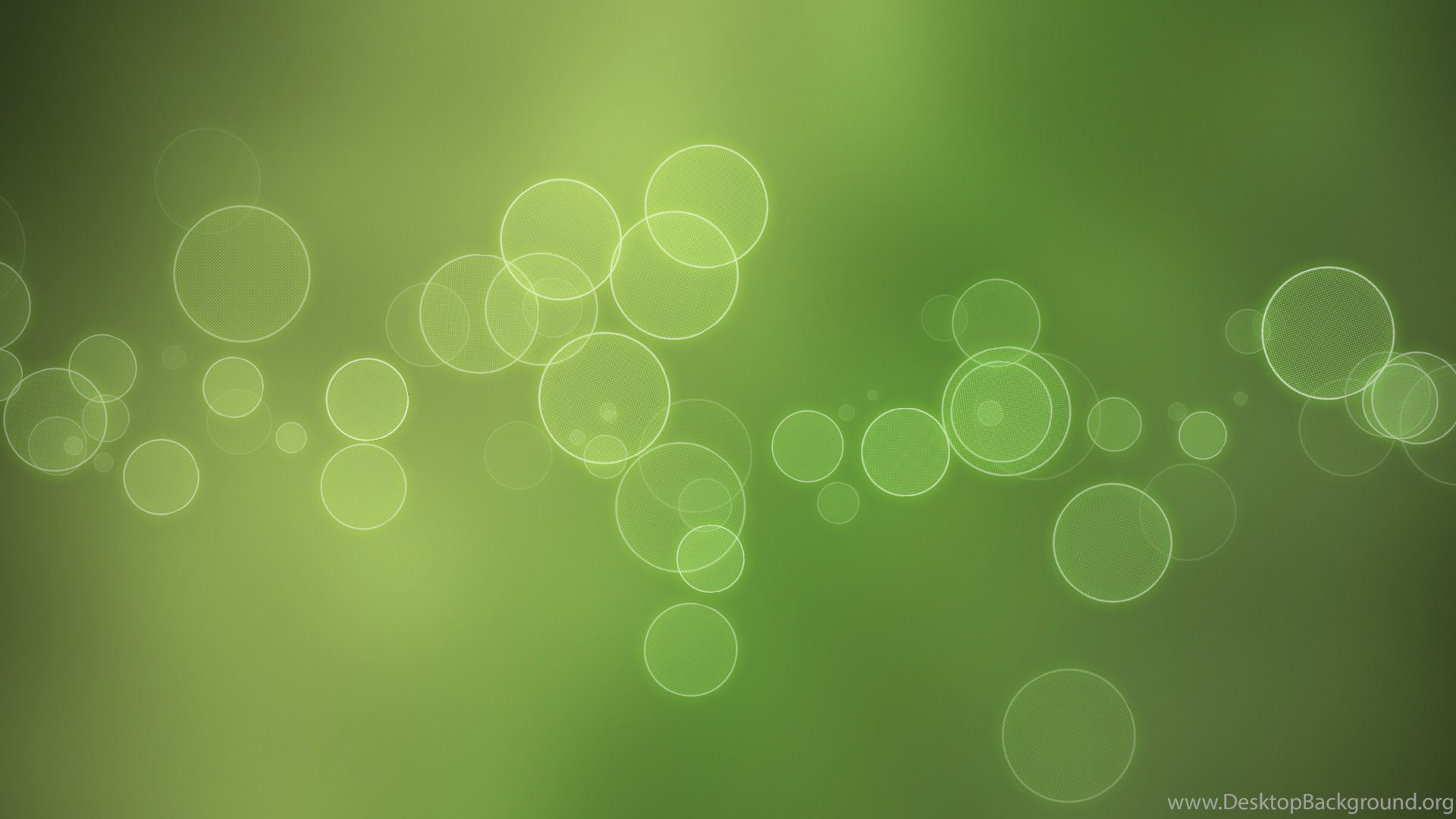 Bubble Neon Green Wallpapers Green Backgrounds