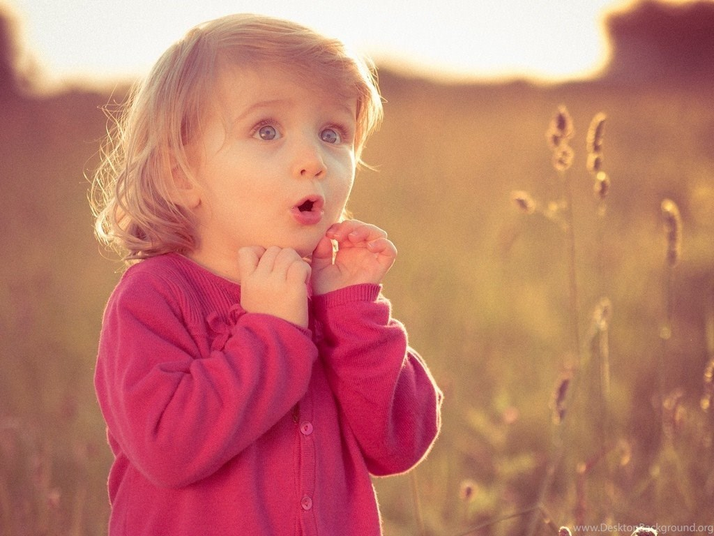Cute Baby Girl With Cute Smile Hd Wallpapers Desktop Background