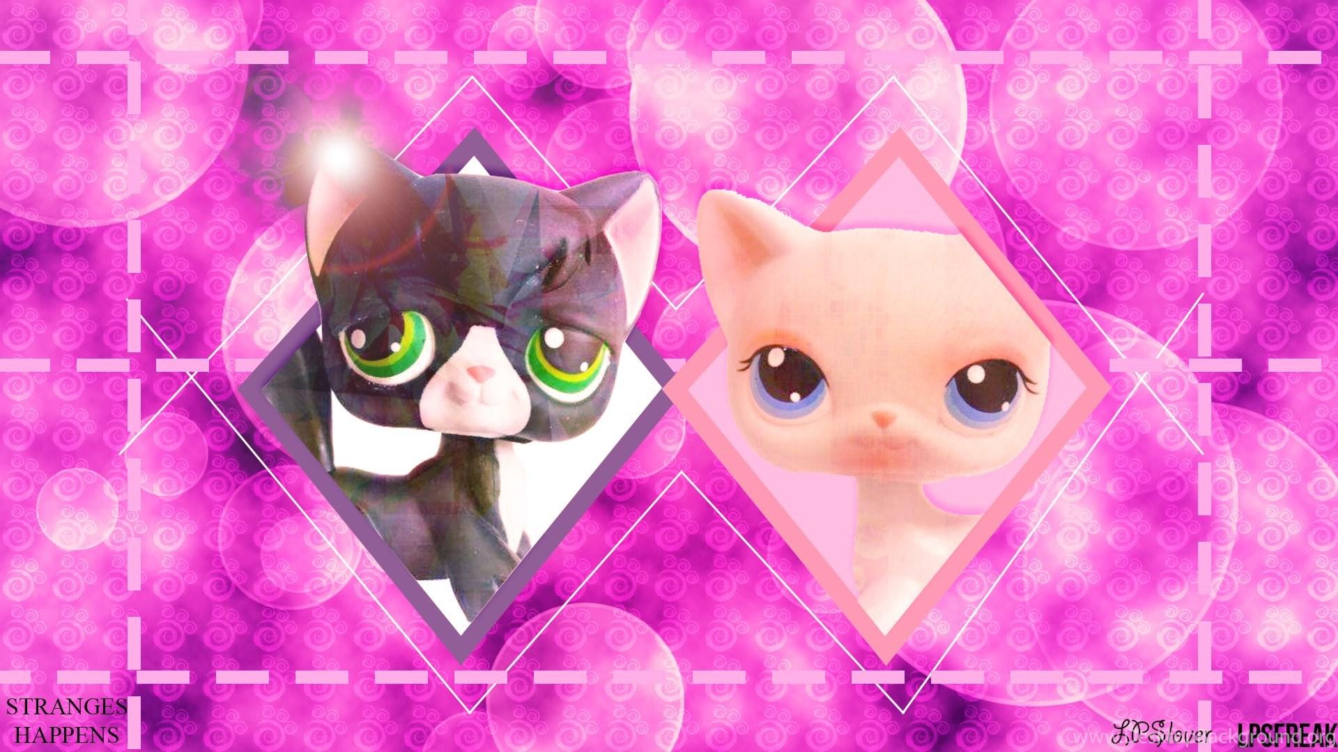 Littlest pet shop online wallpapers by illumnious on deviantart popular voltagebd Choice Image