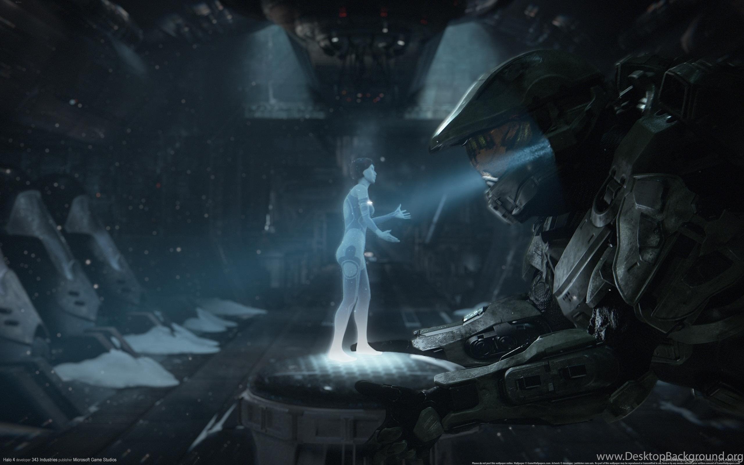Halo 4 Forward Unto Dawn Wallpapers Hd Wallpapers Desktop Background