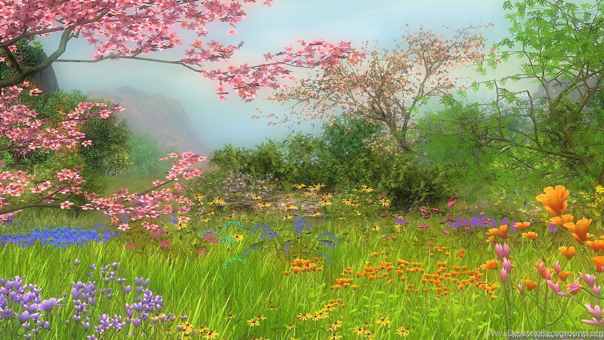 открыто обои на рабочий стол картинки красивые сказочные весна они