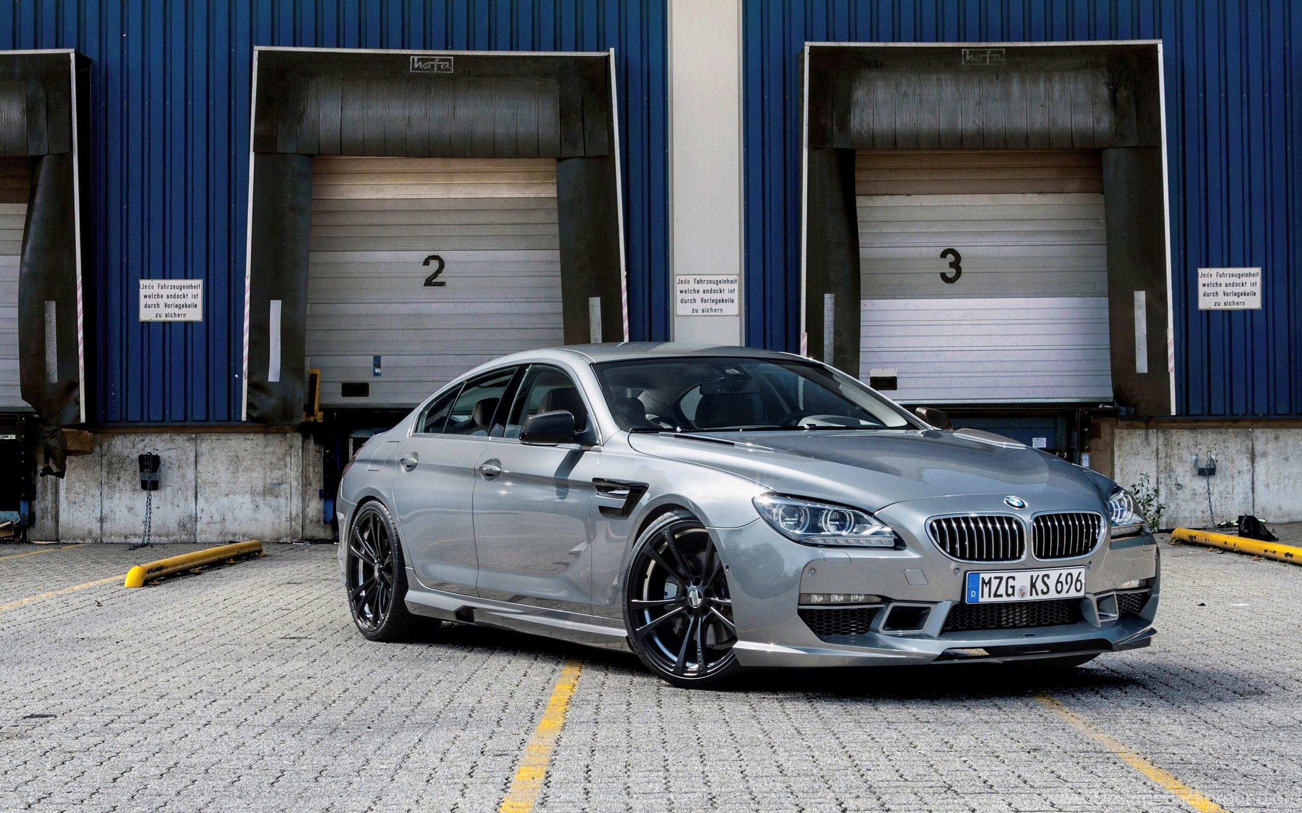 2013 Kelleners Sport BMW 6 Series Gran Coupe Wallpapers Desktop