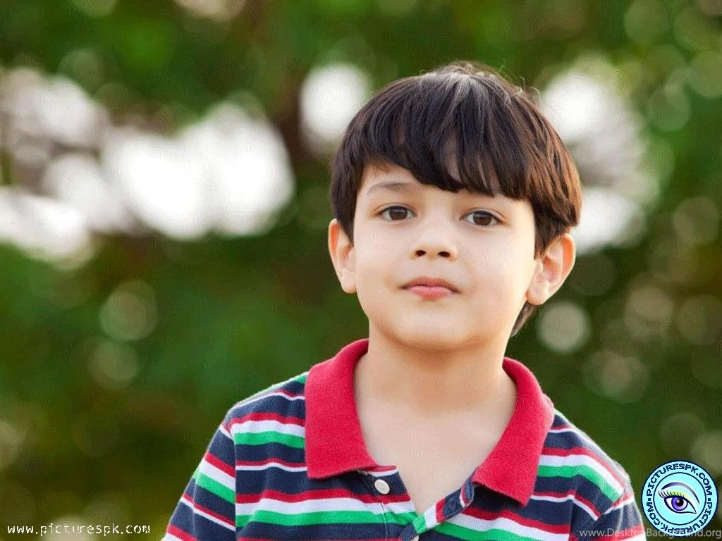 Cute Boy Pic Desktop Background