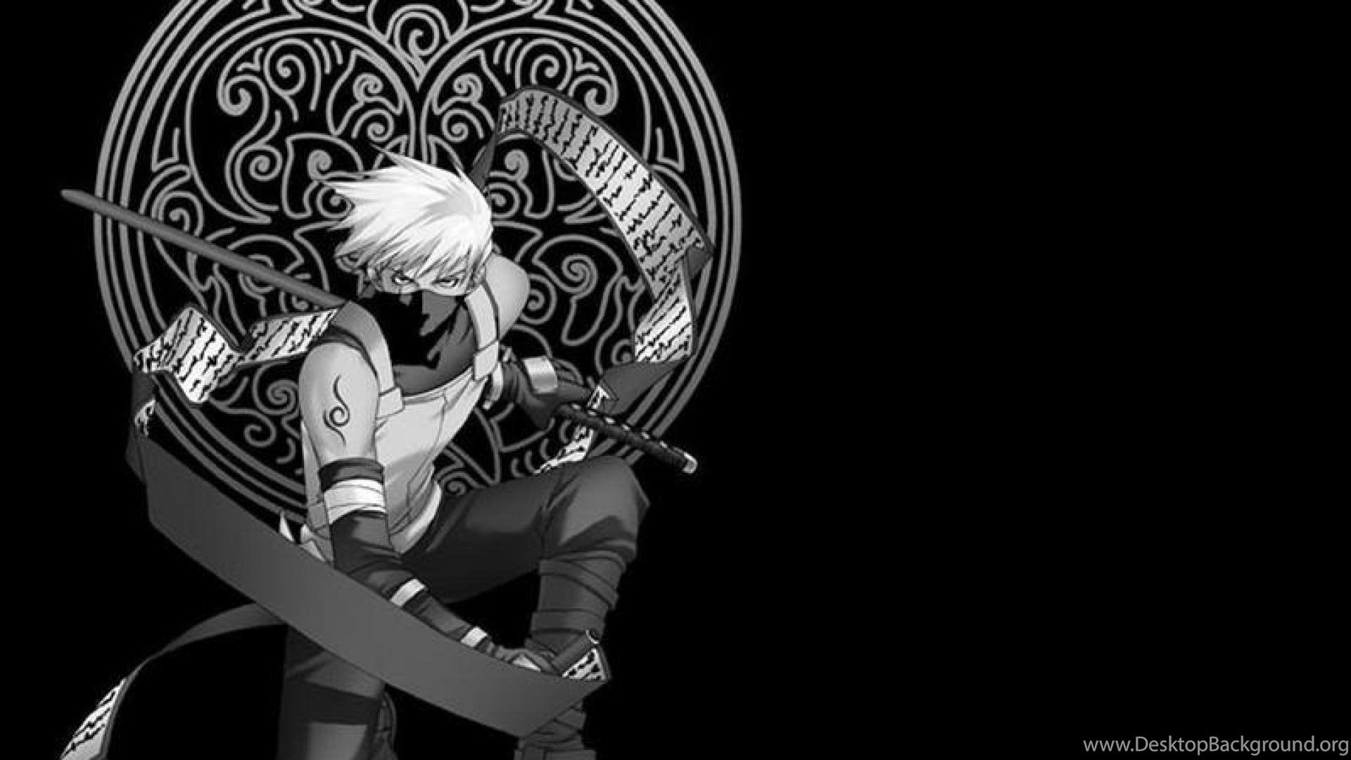 Kakashi Grey Manga Anime Hd Wallpapers Desktop Background