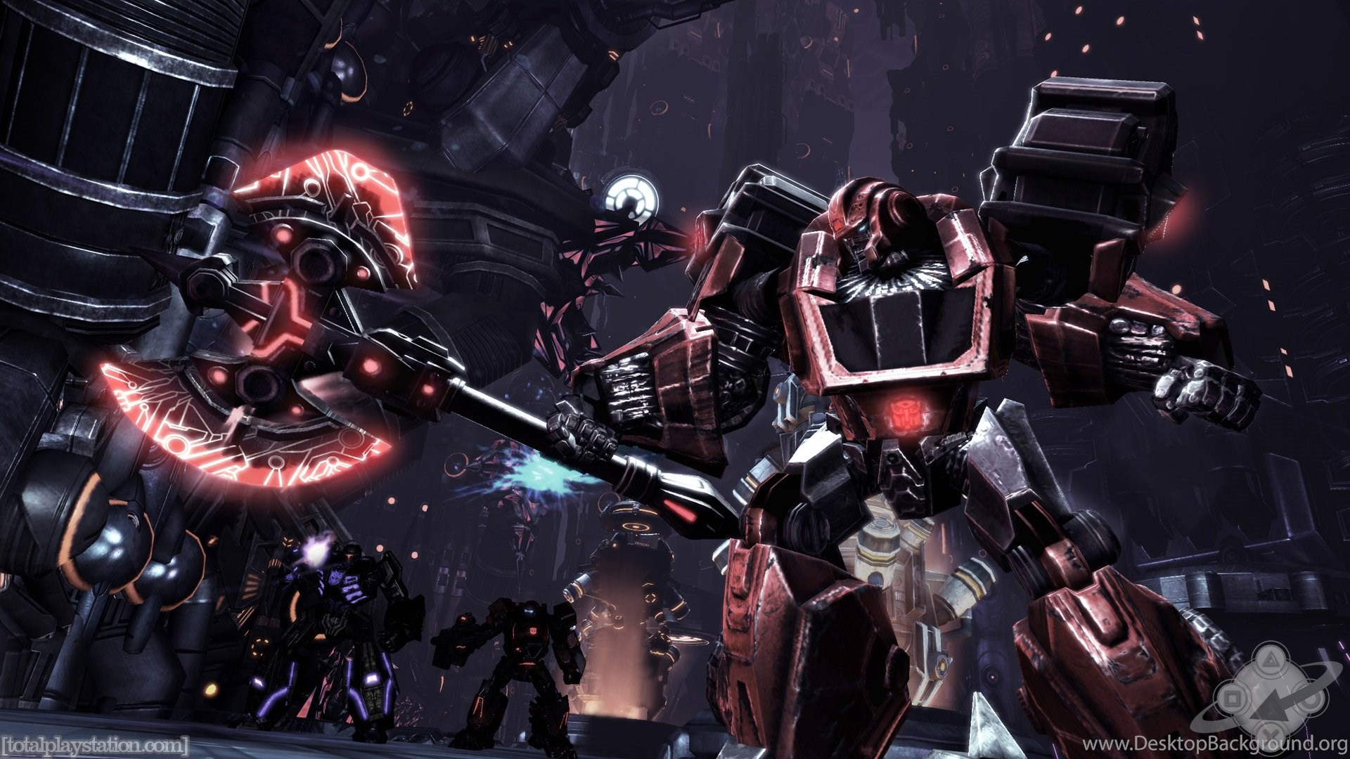 Wallpapers Soundwave Transformers War For Cybertron Images