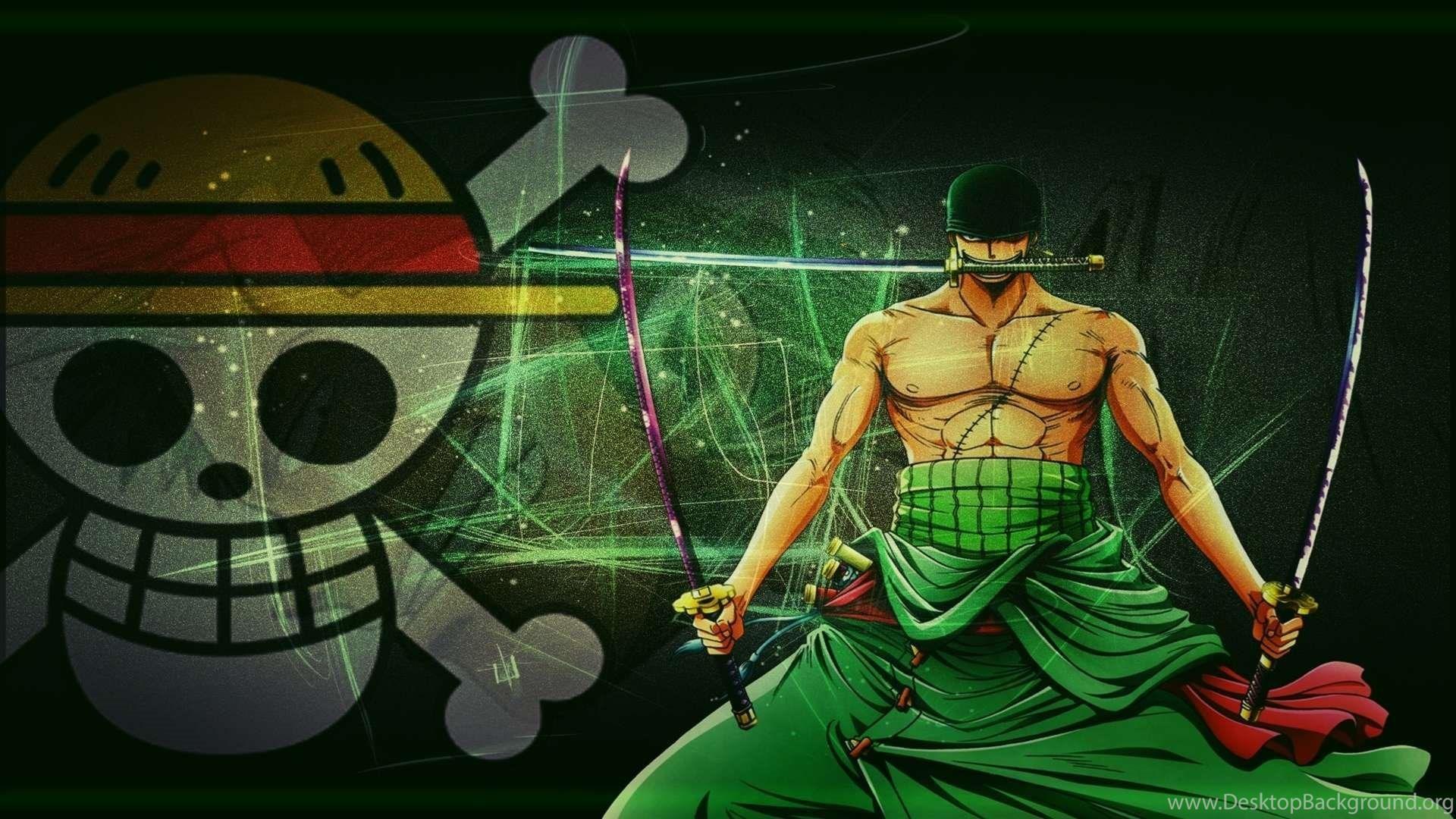 Free Download One Piece Roronoa Zoro 1080p Hd Wallpapers Desktop Background