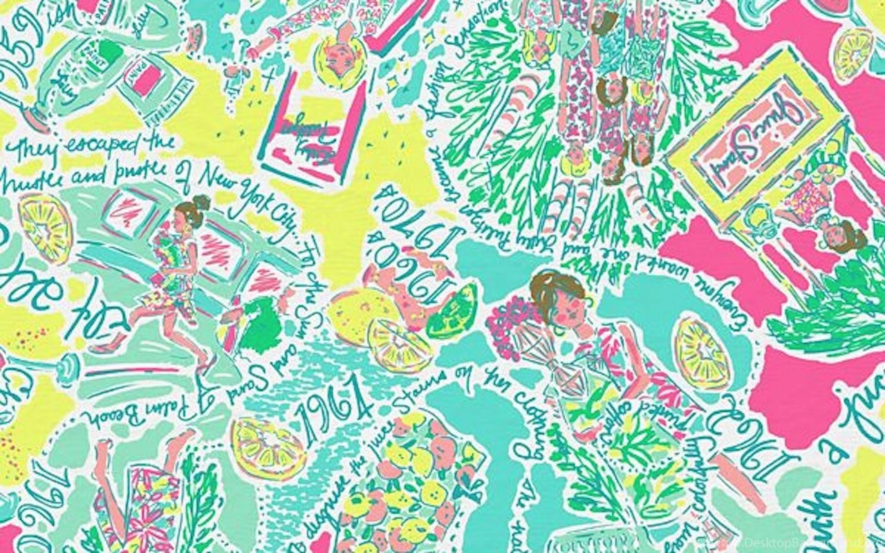 Wallpapers Lilly Pulitzer Pic Desktop Background