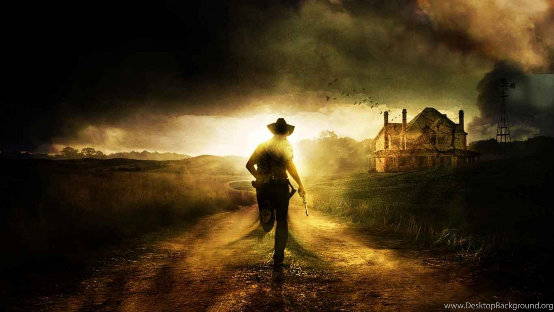 Free Wallpapers The Walking Dead Wallpapers Farm Desktop Background