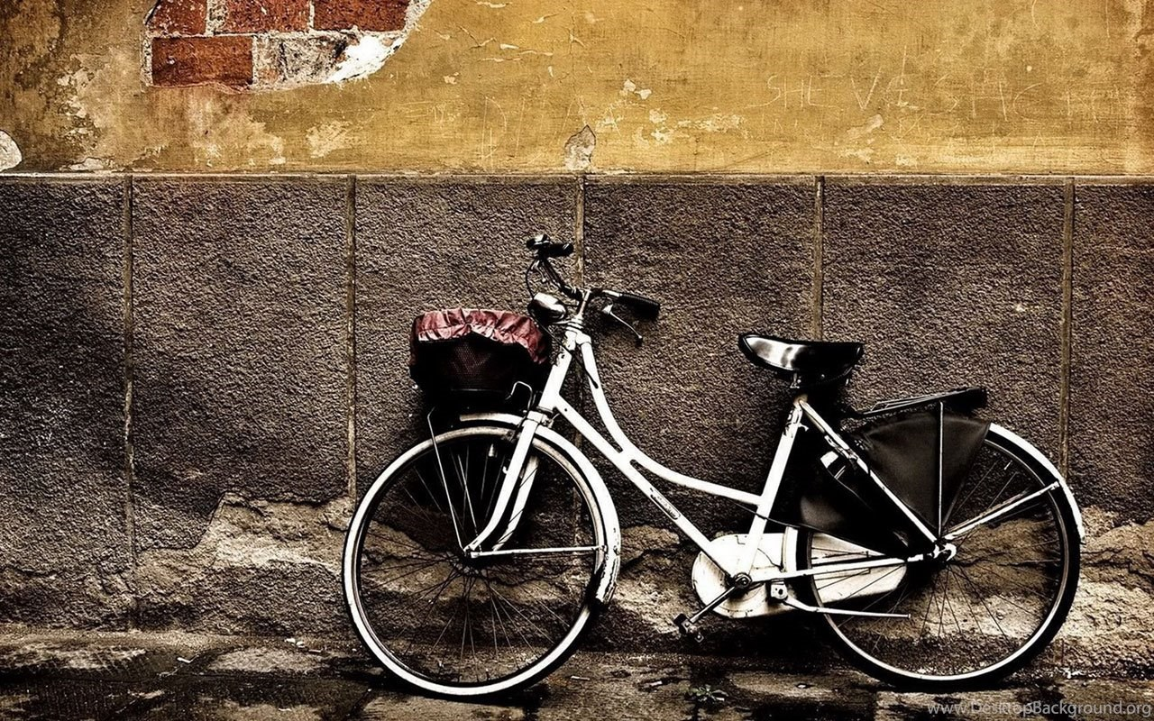 The Nostalgic Memory Bicycles Aesthetic Photography Wallpapers 2 Desktop Background
