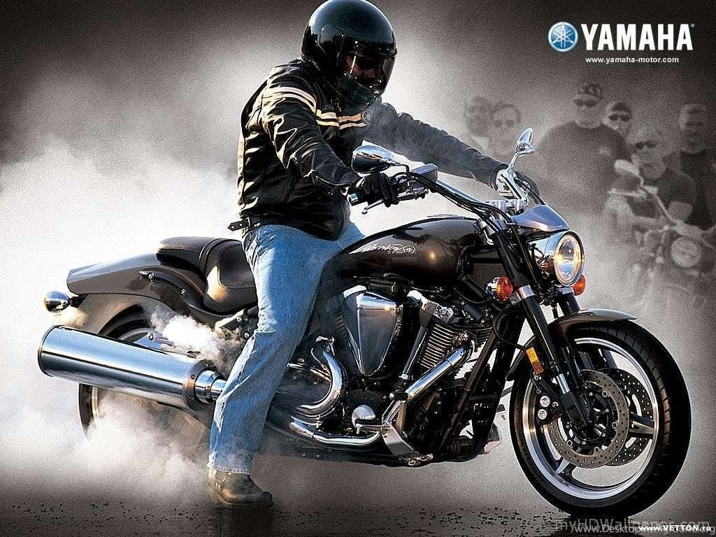 Yamaha Bike Burnout Wallpapers Hd Car Wallpapers Desktop Background