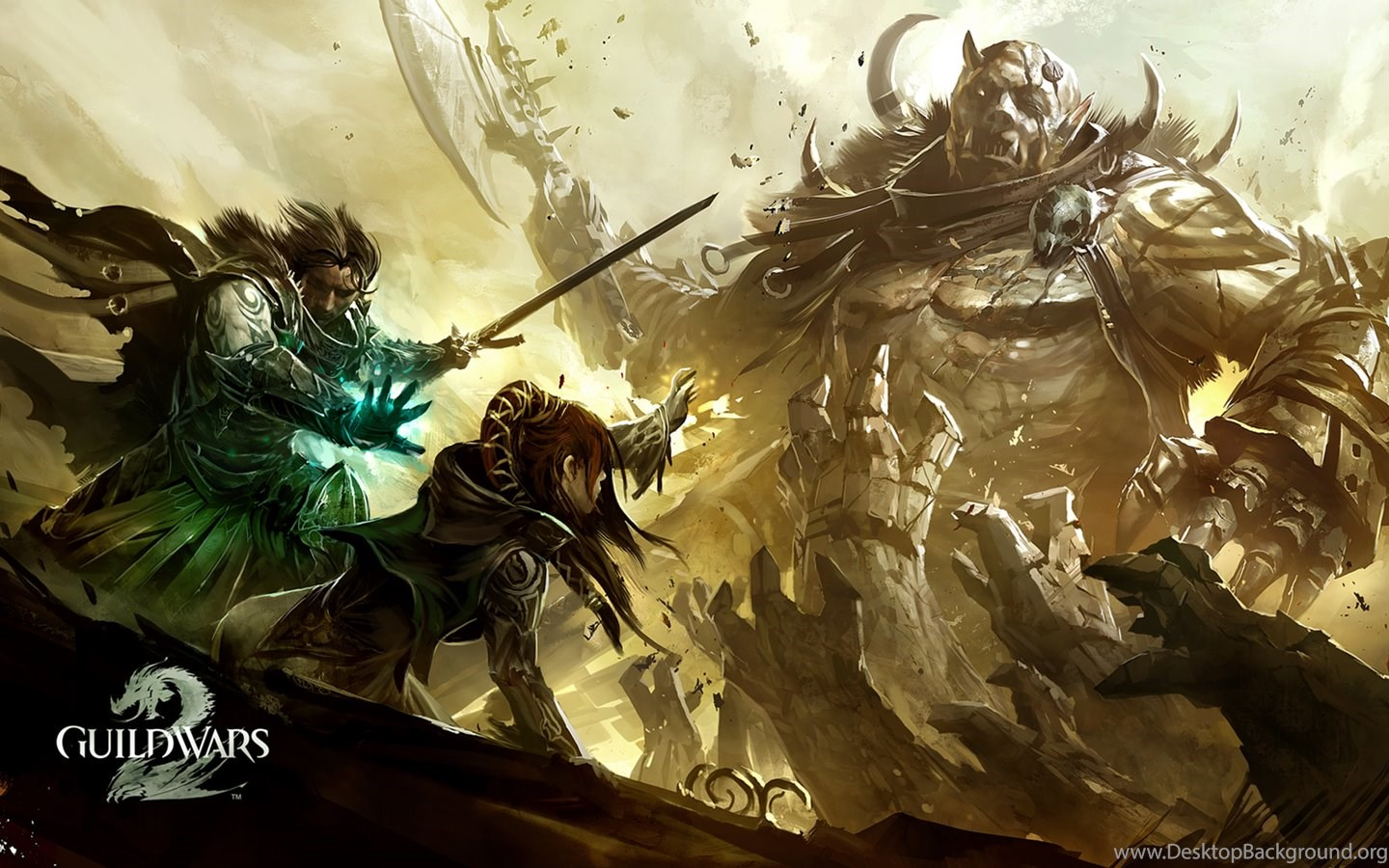Guild Wars 2 Hd Wallpapers Desktop Background