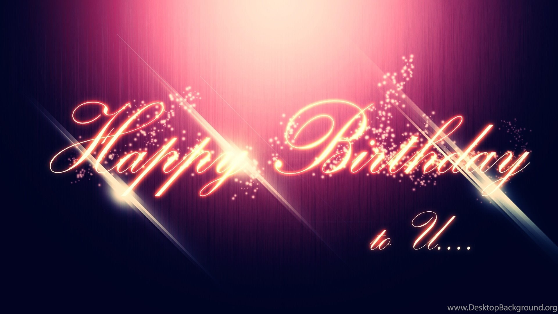 Happy Birthday Wallpapers Free Download Desktop Background