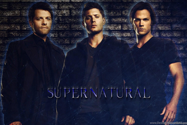 Supernatural Wallpapers Sam Dean Castiel Desktop Background