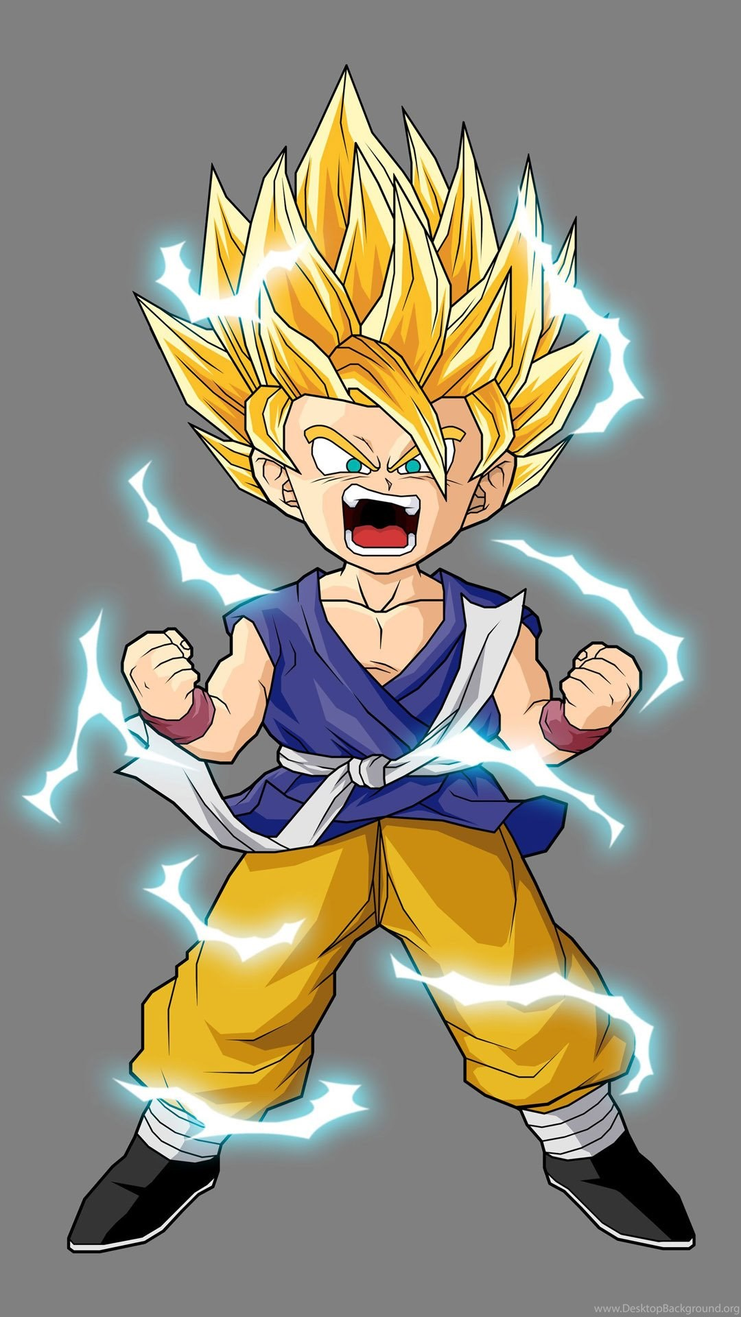 Dragon Ball Z Iphone Wallpapers Desktop Background