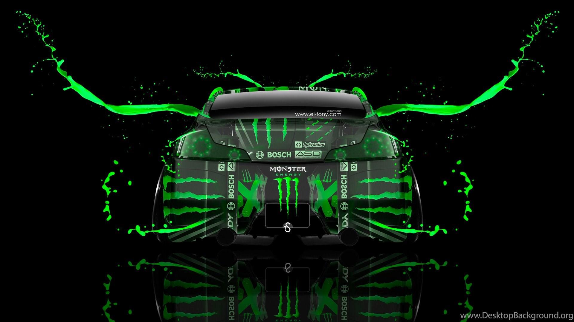 Monster Energy Cars Infiniti Live Wallpapers JohnyWheels Desktop