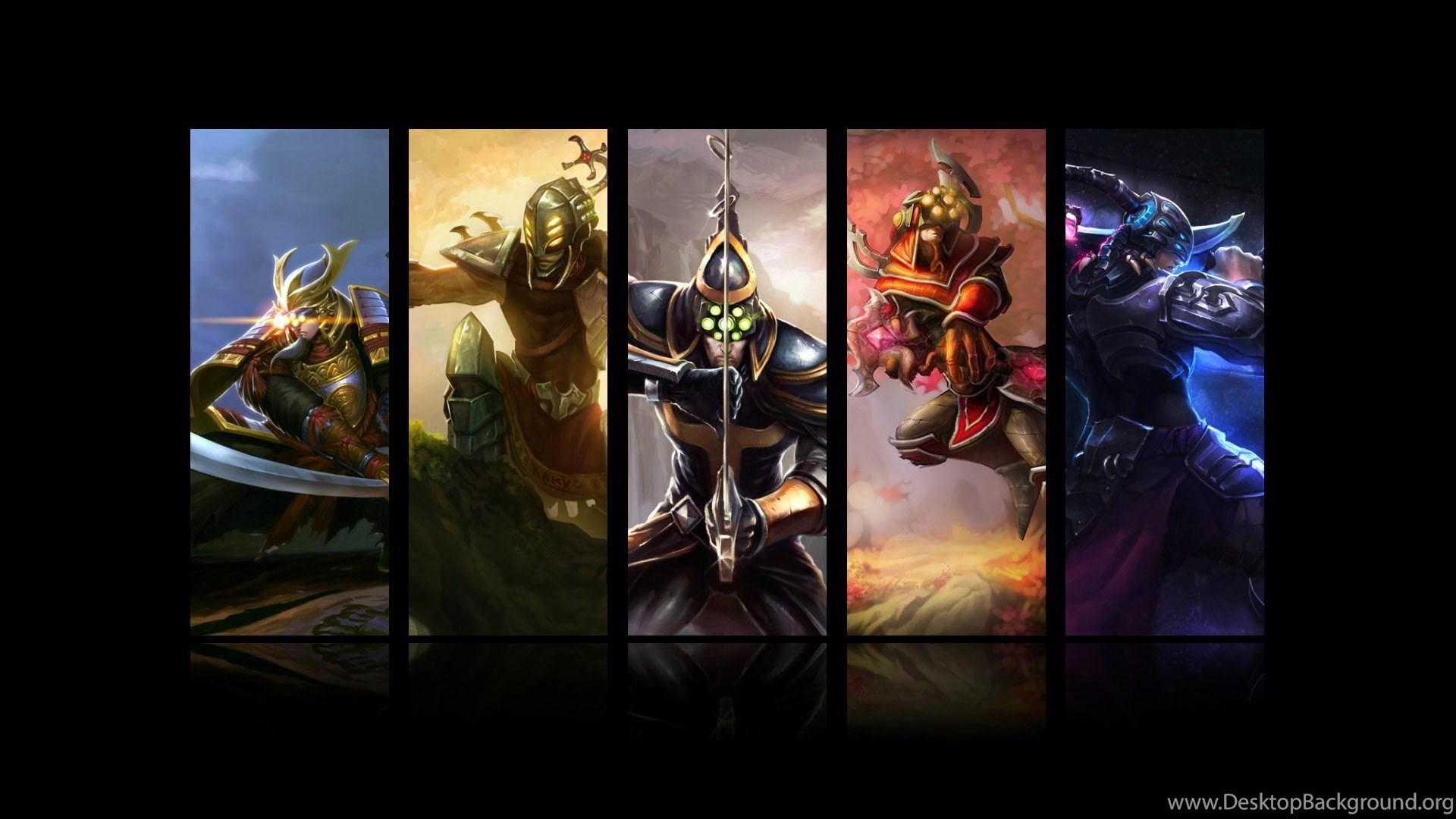 27 Master Yi League Of Legends HD Wallpapers Desktop Background