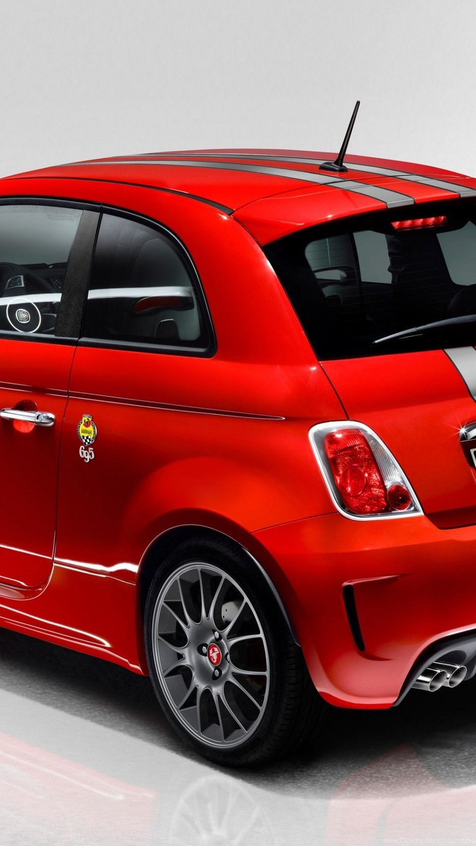 Fiat 500 Abarth 695 Tributo Ferrari H Iphone 6 Wallpapers