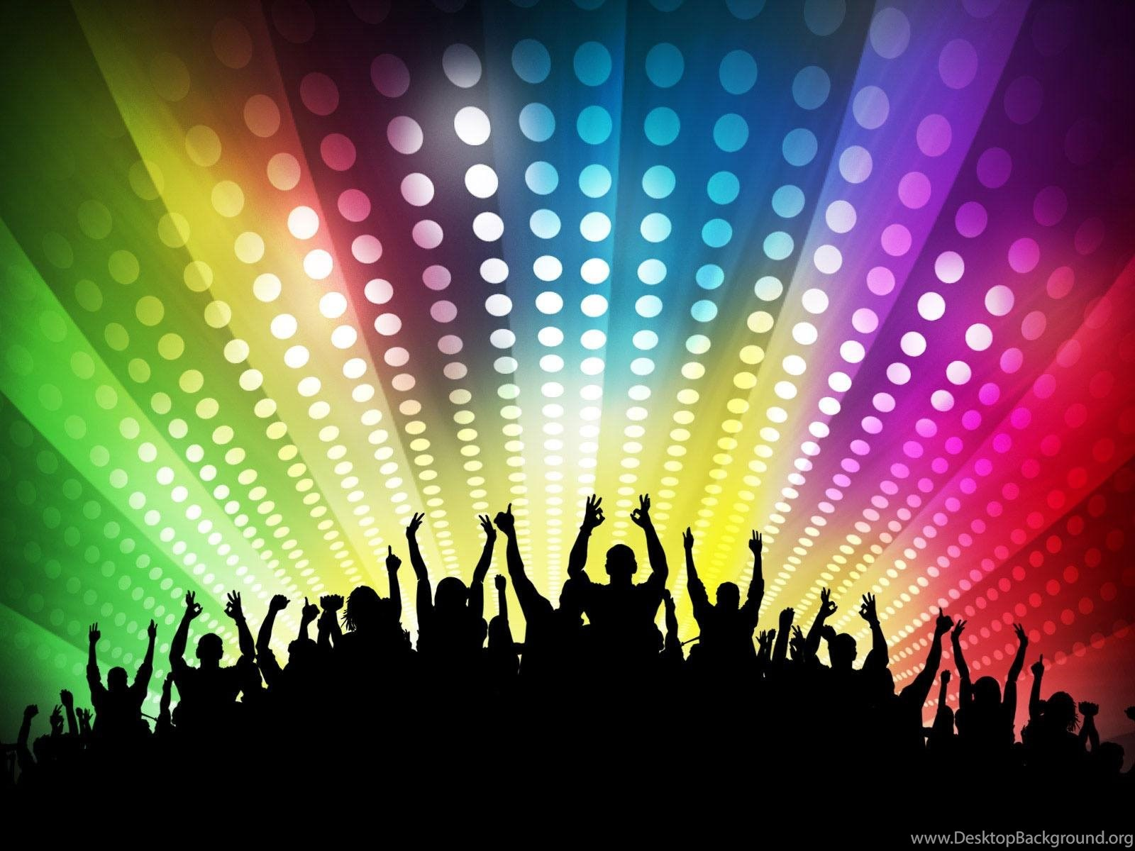 Wallpapers For Dance Party Backgrounds Lights Desktop Background
