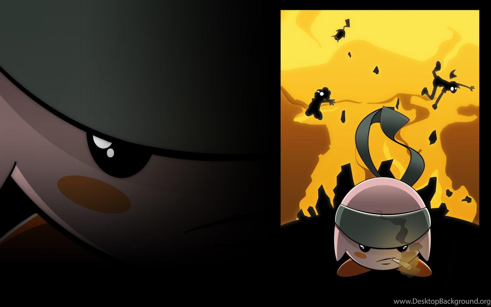 Kirby Wallpaper Desktop Hd