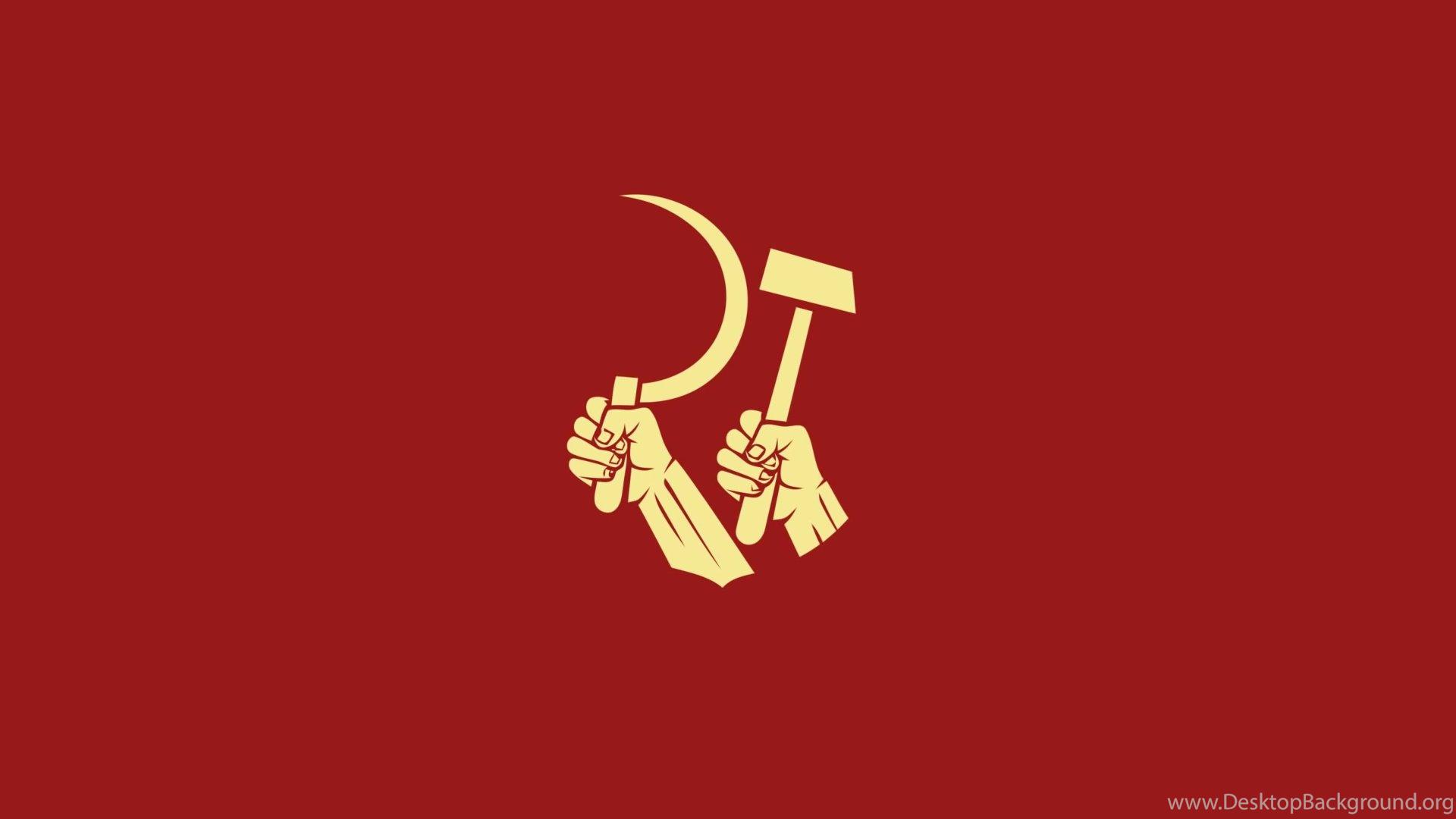 Made A Wallpapers X Post Rcommunism Fullcommunism Desktop