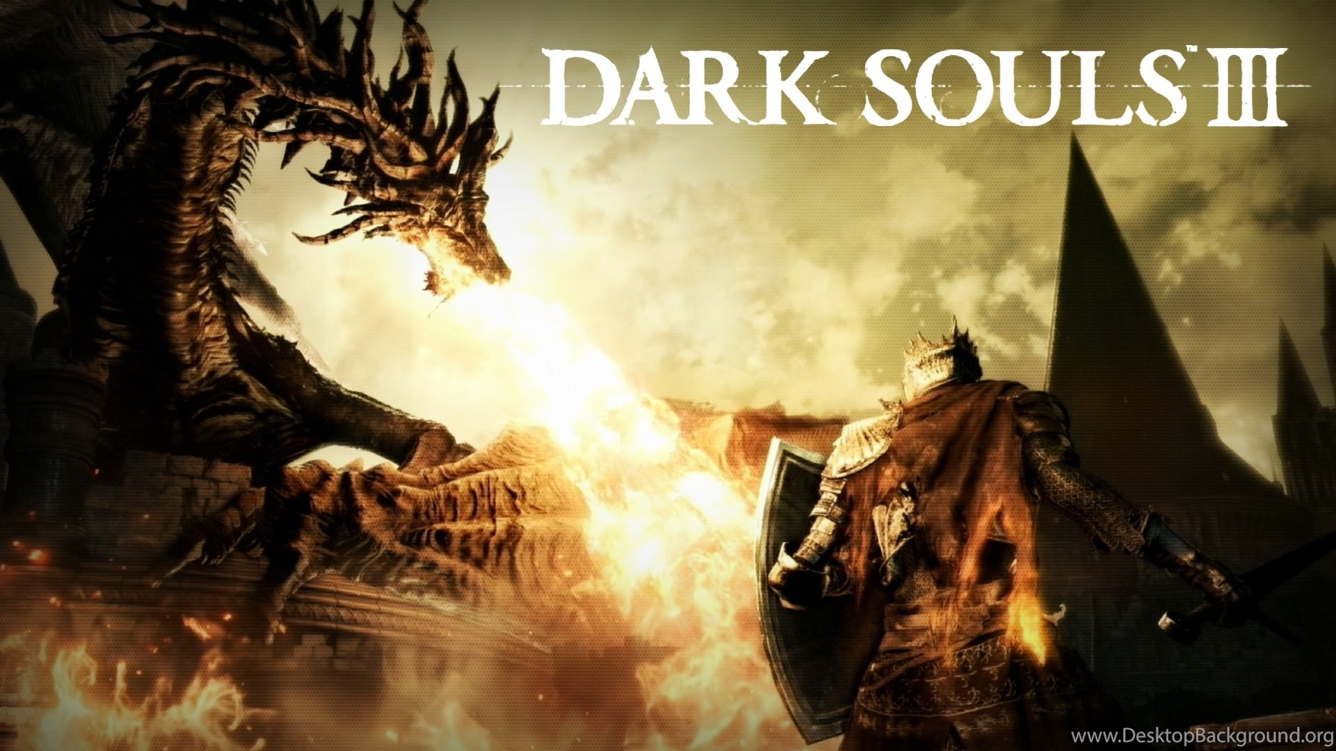 Dark Souls 3 Hd Wallpapers Desktop Background