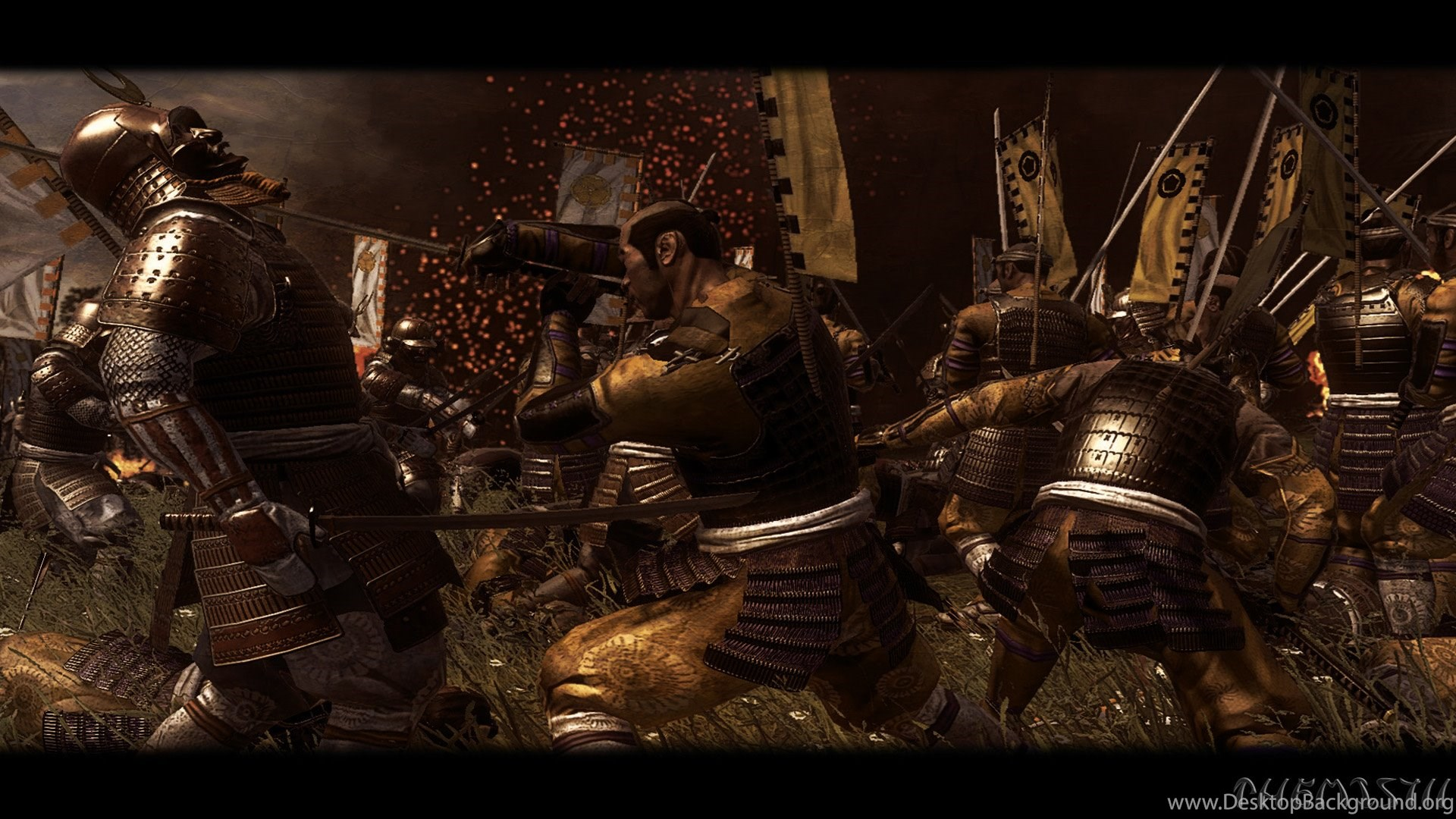 Shogun 2 Total War 1920x1080 Wallpapers Desktop Background