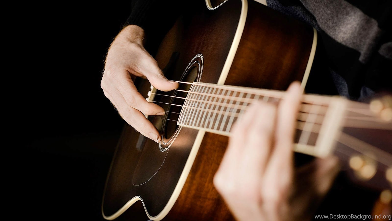 Acoustic Guitar Wallpaper Hd 1080p Download Wallpapers For Pc Desktop Background