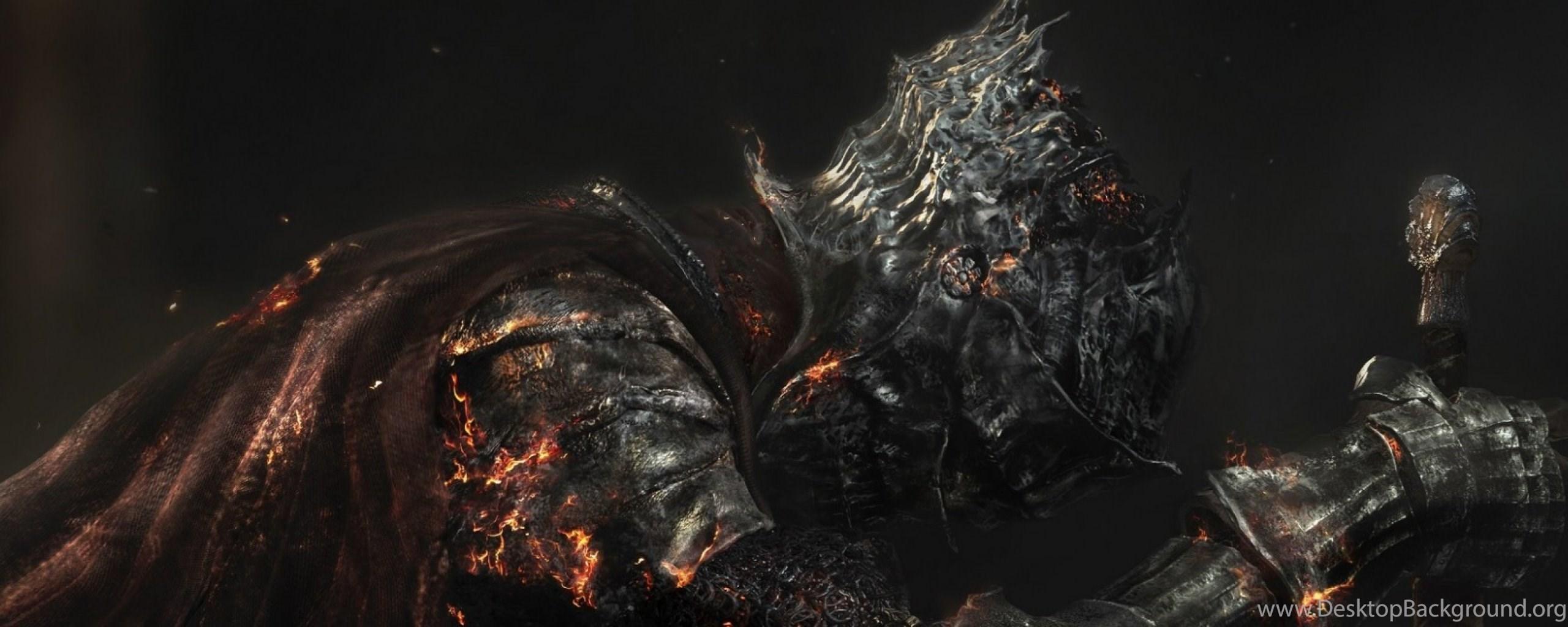 Download Wallpapers 2560x1024 Dark Souls 3 Dark Souls Iii Armor