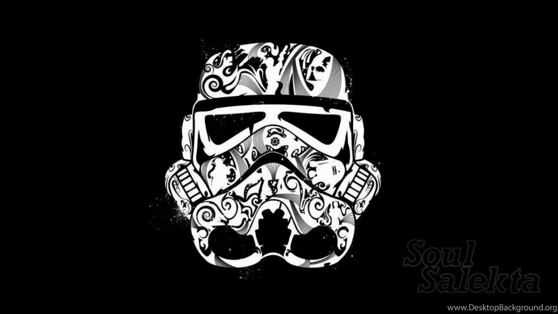 Stormtroopers Graffiti Wallpapers Desktop Background