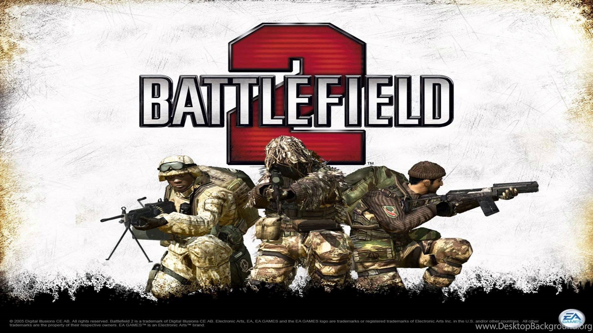 battlefield 2 theme [1080p] youtube desktop background