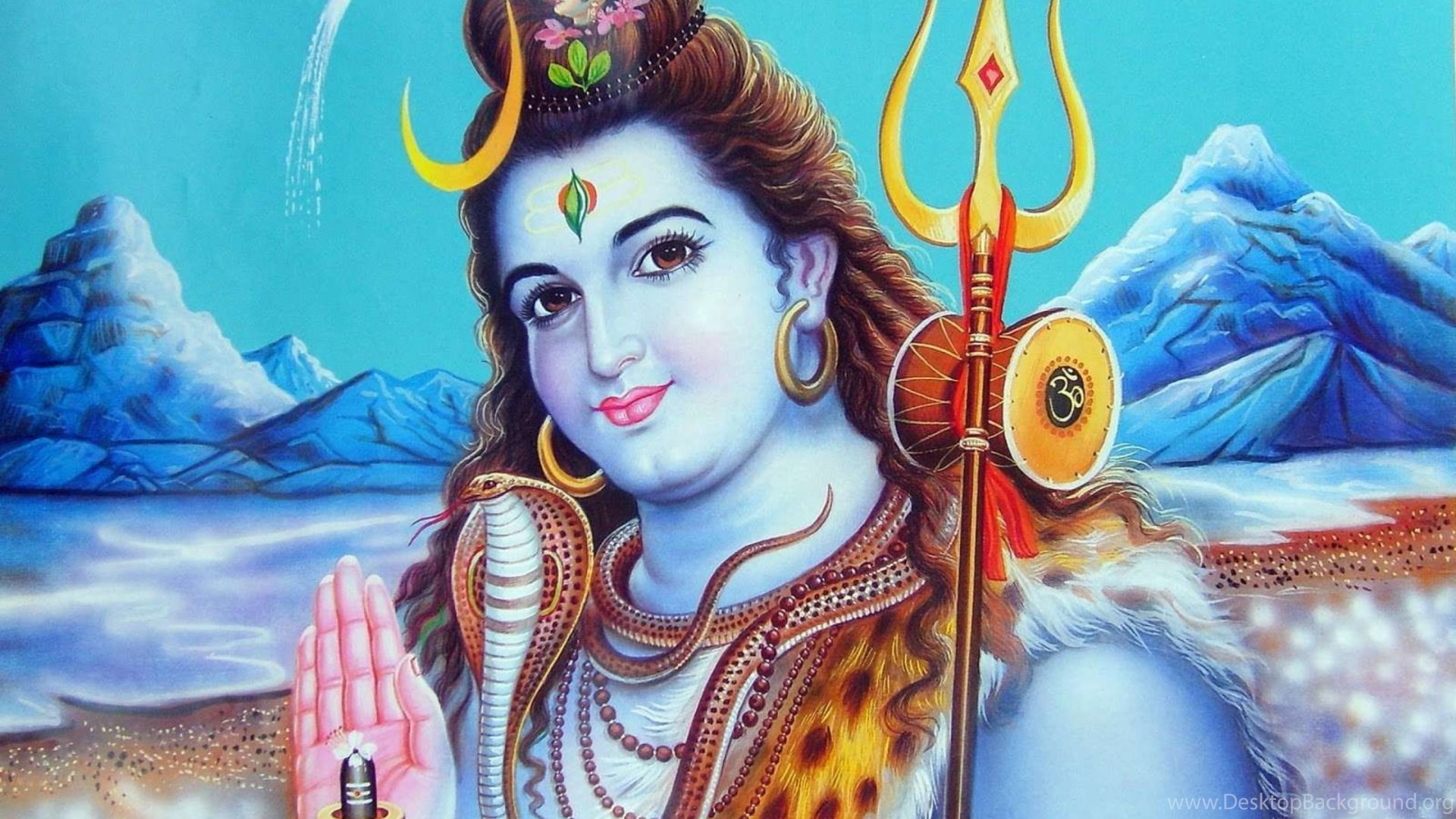Lord Shiva Wallpapers Hd Free Download For Desktop: Lord Shiva God Wallpapers For Desktop 1920x1080 Full HD