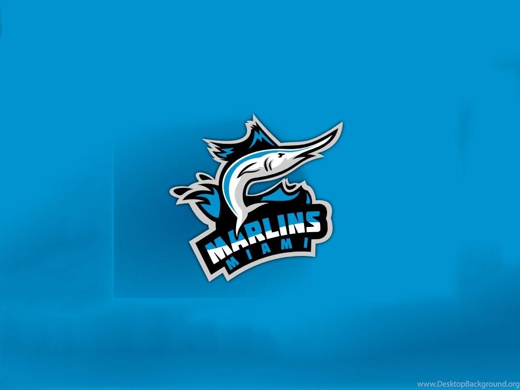 Miami Marlins Shark Logo Wallpapers Desktop Background