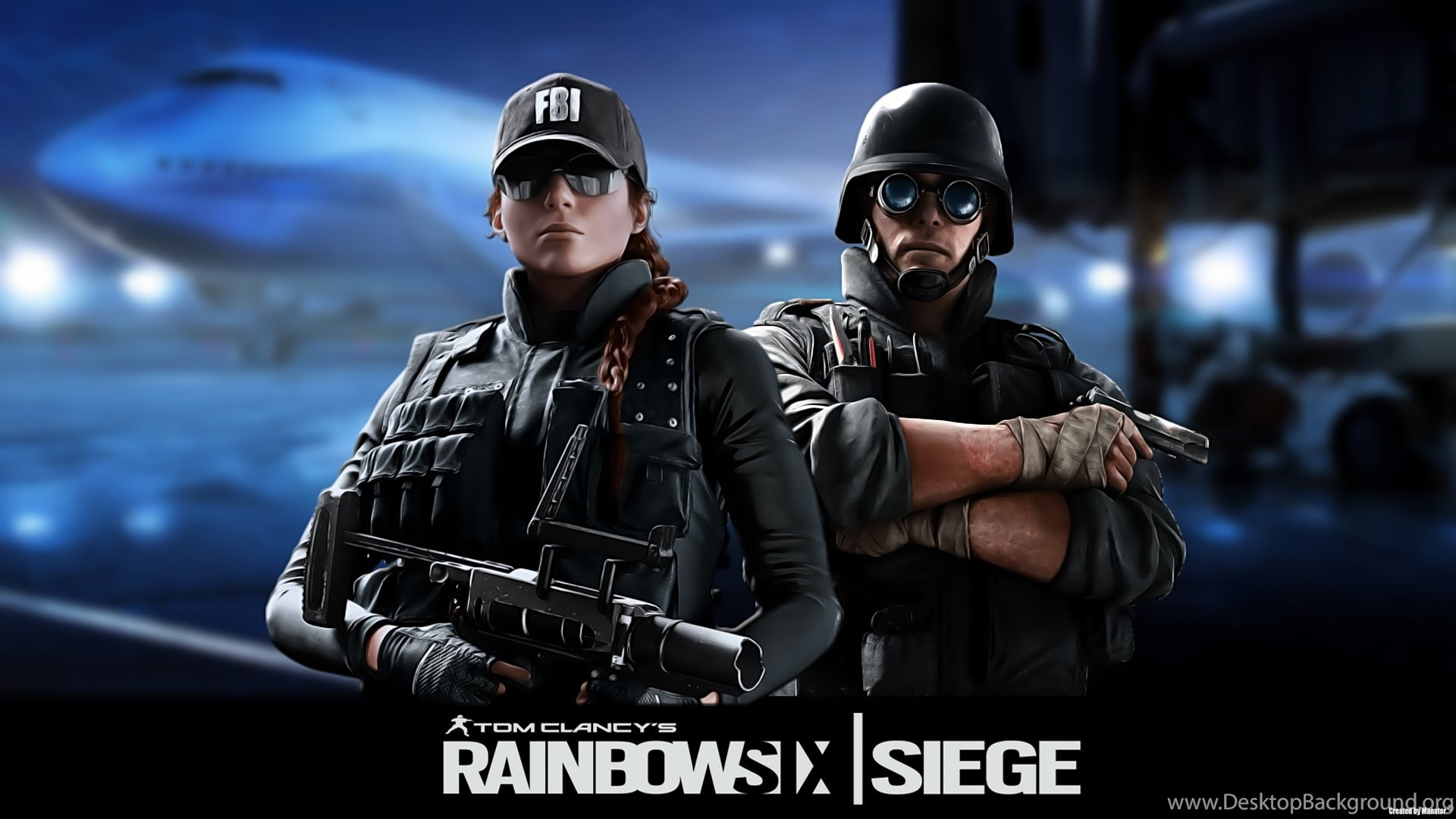 Rainbow Six: Siege HD Wallpapers Free Download Desktop ... Rainbow Six Siege Free Download