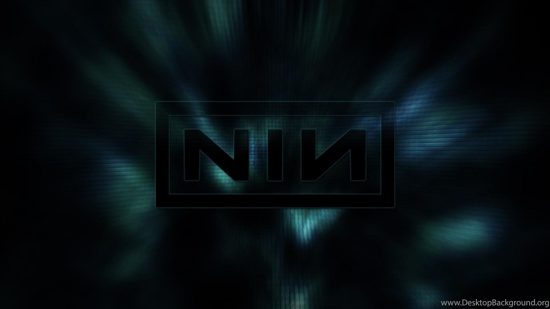 Logo Nine Inch Nails Hd Wallpapers Desktop Background