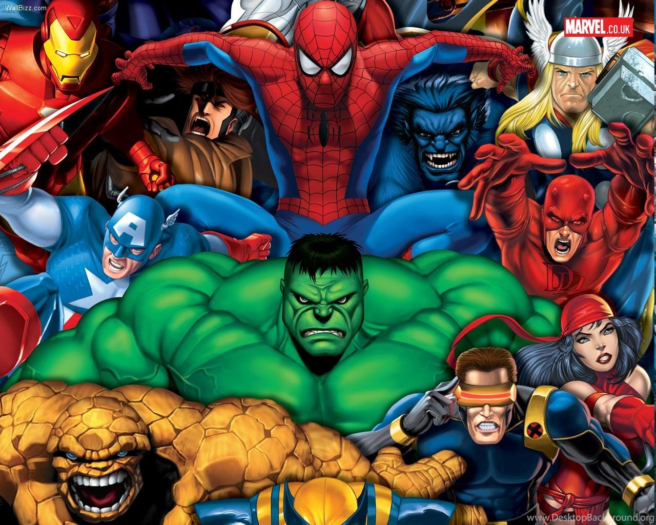 marvel heroes wallpapers wallpapers cave desktop background