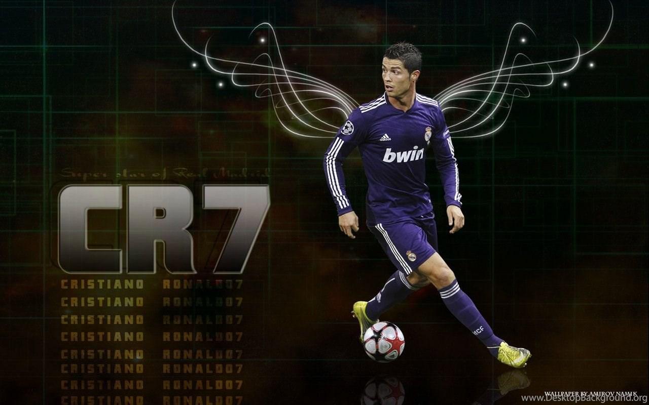 Real Madrid Cristiano Ronaldo Wallpapers Cave Desktop