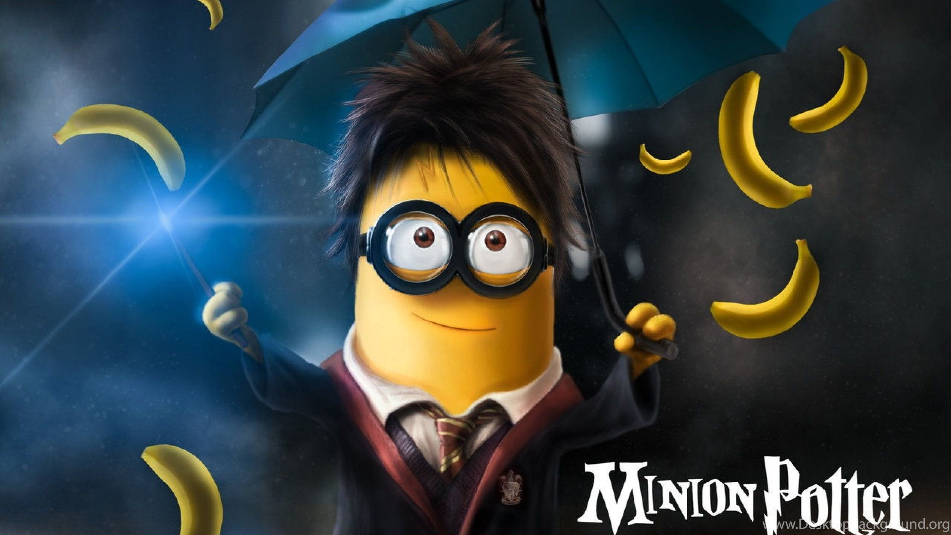 minion harry potter 1920x1080 (1080p) wallpapers minions wallpapers