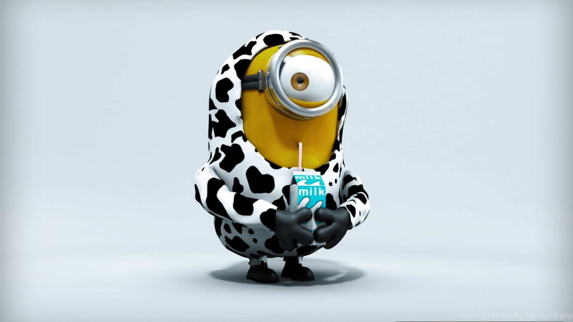 cow minion 1920x1080 (1080p) wallpapers minions wallpapers desktop