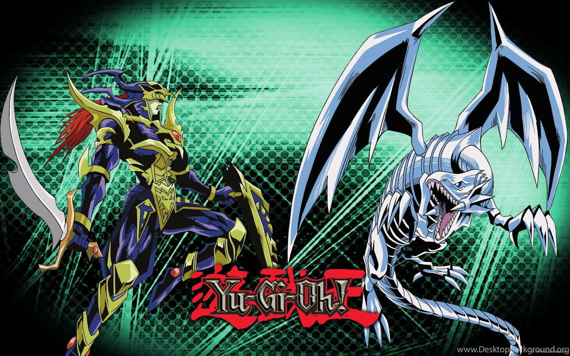 Yu Gi Oh Wallpapers And Backgrounds Desktop Background