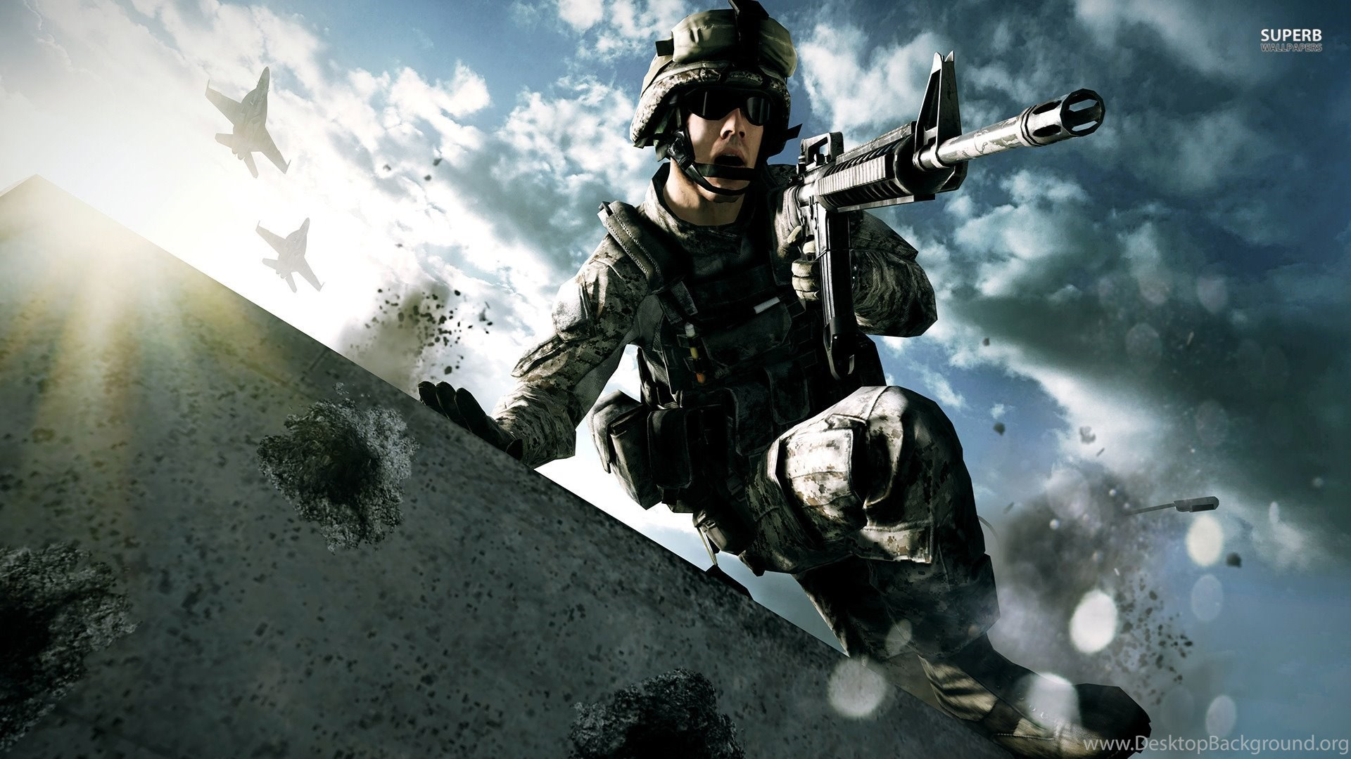 fonds d'écran battlefield 4 : tous les wallpapers battlefield 4