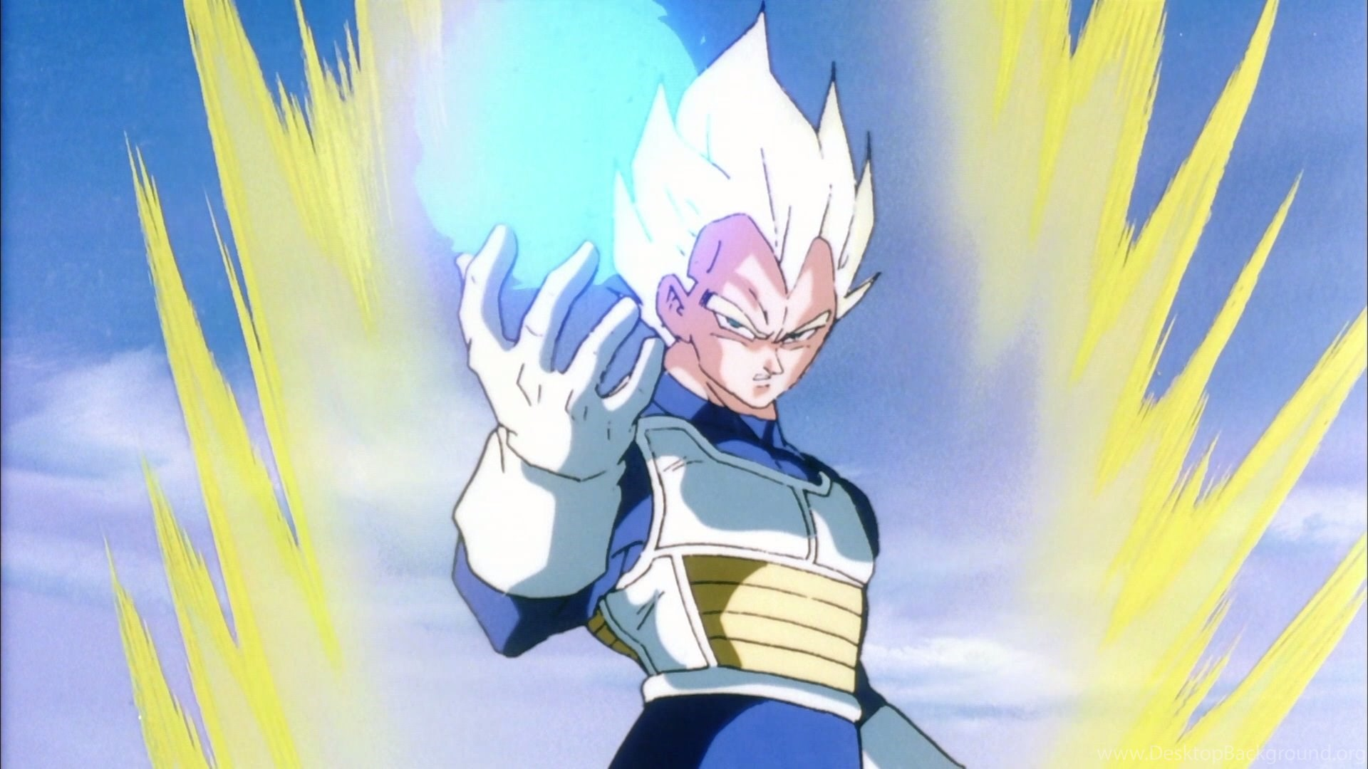 Free Download Dragon Ball Z Super Saiyan Vegeta Wallpapers