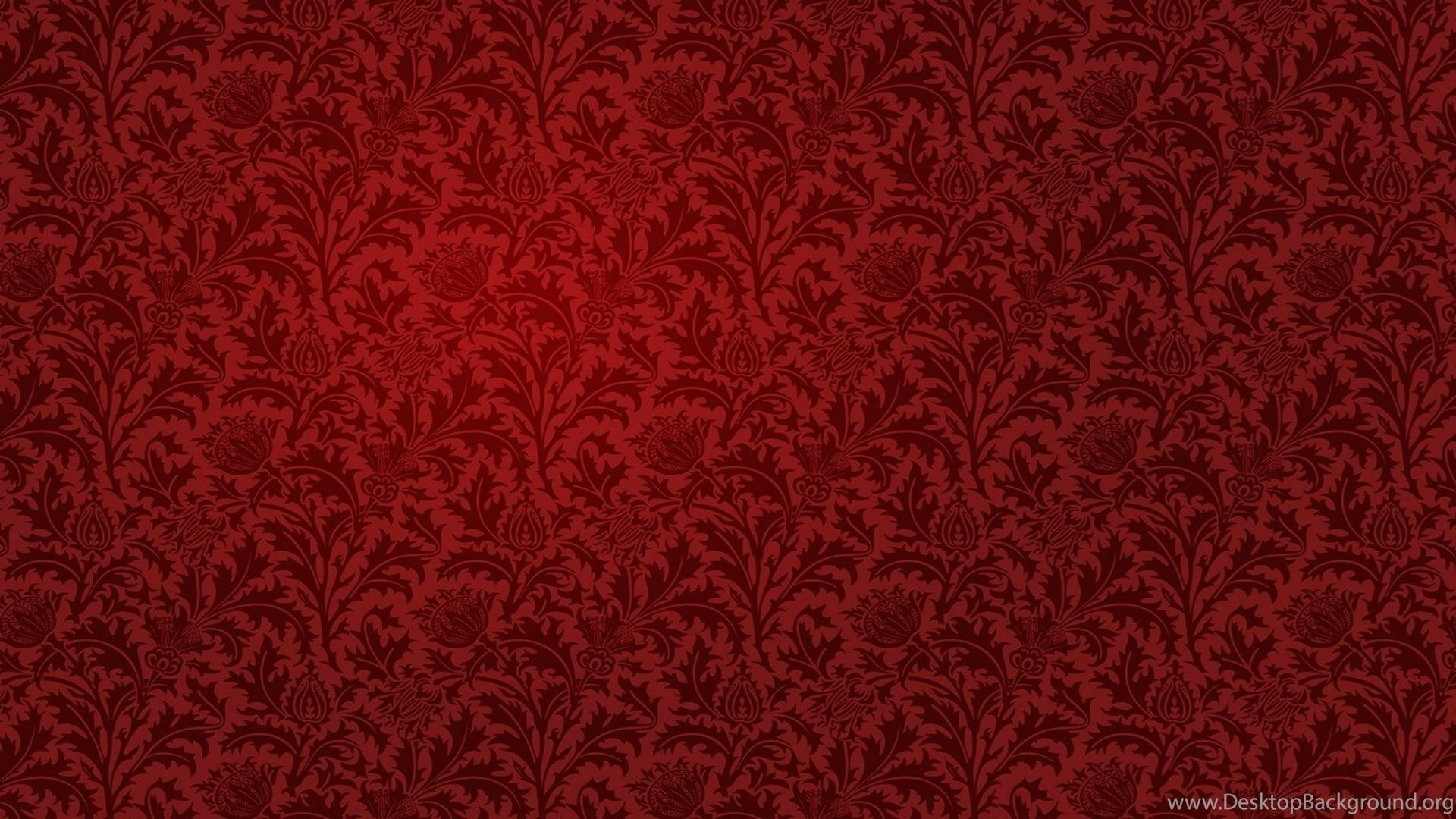 15 Red Floral Wallpapers Desktop Background