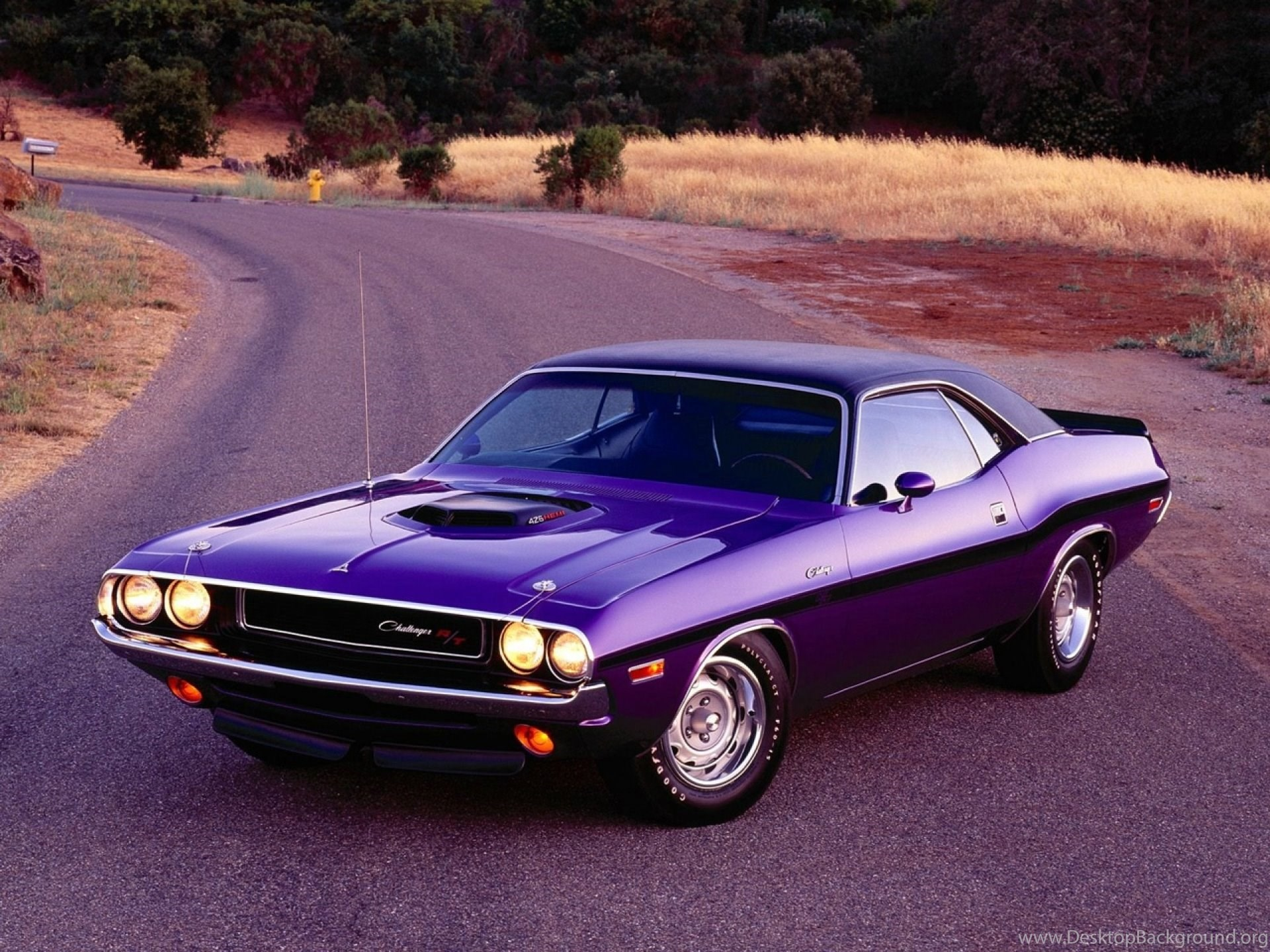 HD American Muscle Cars Wallpapers Desktop Background