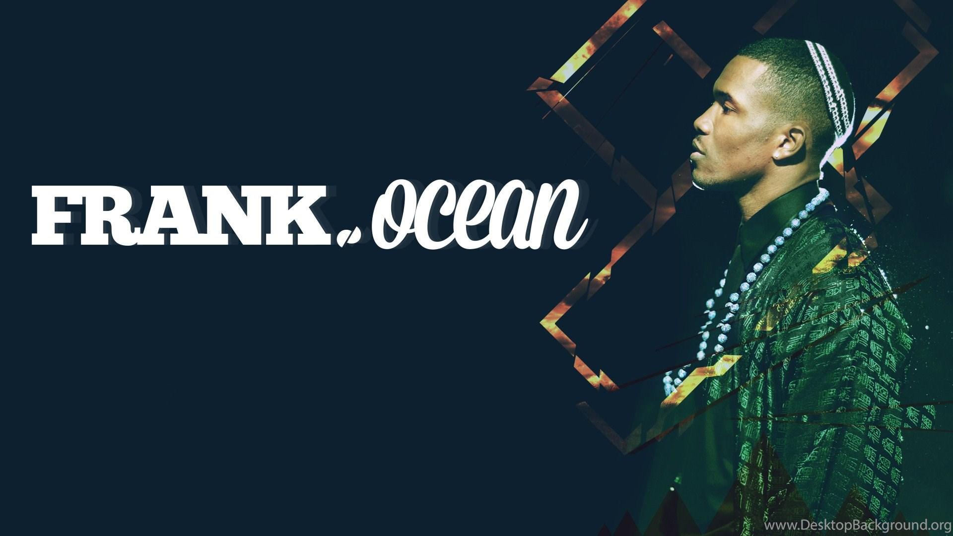 Since I M A Frank Ocean Fan I Had To Do Something For My Desktop Desktop Background