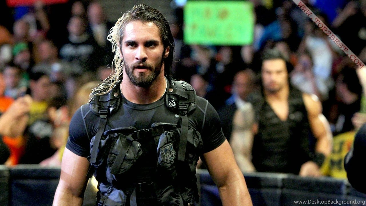 Seth Rollins Hd Wallpapers Wwe Wallpapers Free Desktop Background