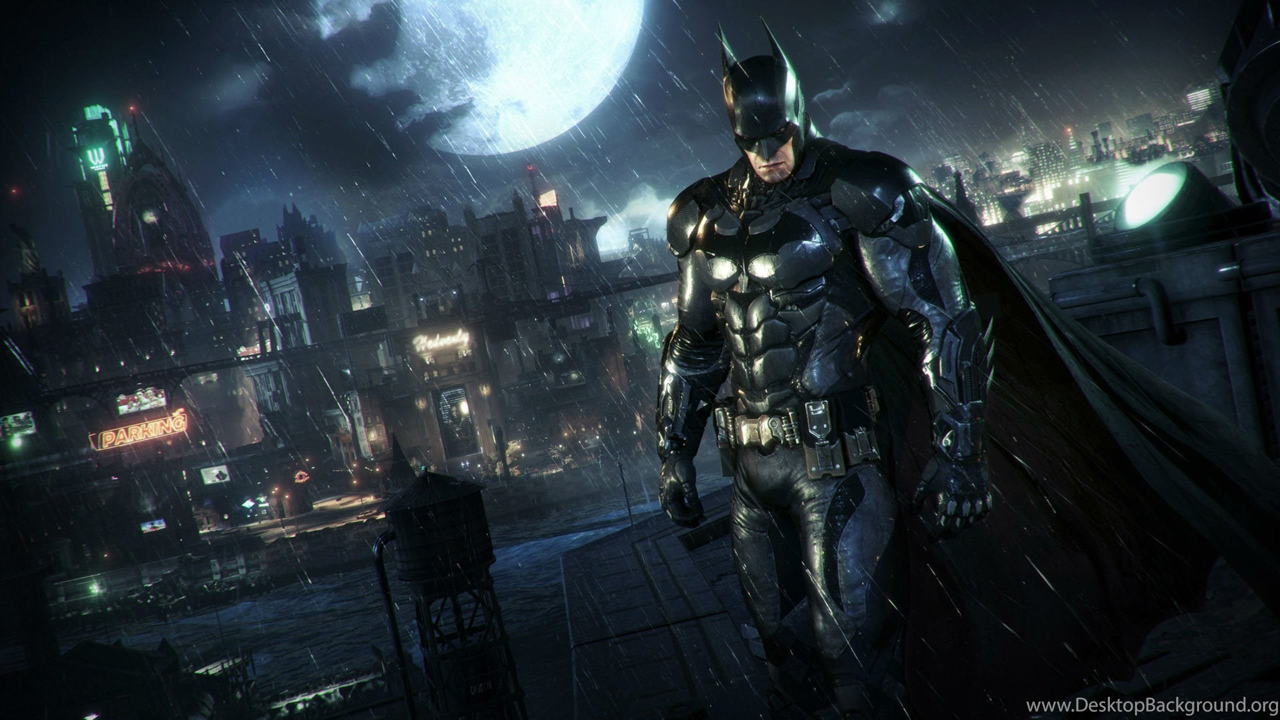 Batman Arkham Knight Action Game 4k Ultra HD Wallpapers Desktop