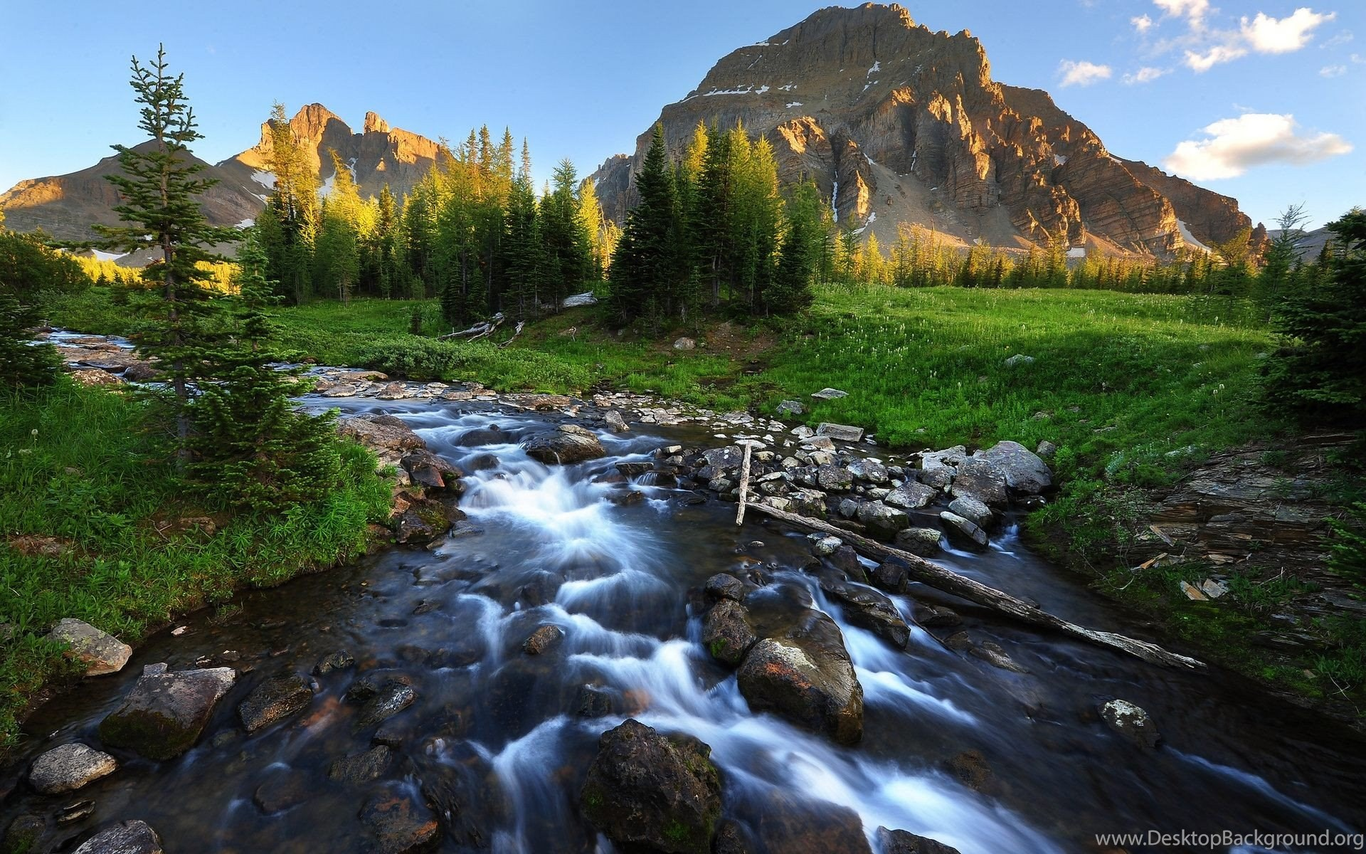 Mountain stream beautiful scenery wallpapers hd download - Hd photos of scenery ...